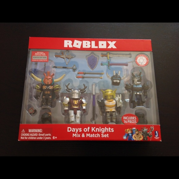 Roblox Other Action Figure Days Of Knights Poshmark